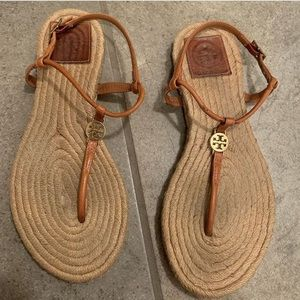 SIZE 7 TORY BURCH SANDALS